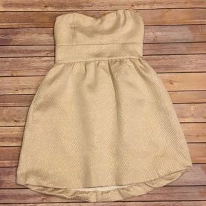 Aqua Cream dress size small